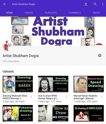 I need your support on YouTube!   Kindly Subscribe!   Open YouTube & Simply search Artist Shubham Dogra and you will get it !  Do subscribe guys!   #art  #artist  #artwork  #drawing  #draw  #drawings  #love-drawing  #sketch  #mysketchbook  #sketchlove  #sketchinglove  #worldwide   #youtuber  #usa #america #netherlands #germany #indian #africa #russia #unitedkingdom #london #londonblogger #japandiaries #china #japan #newzealand #australia #australian #worldcaptures