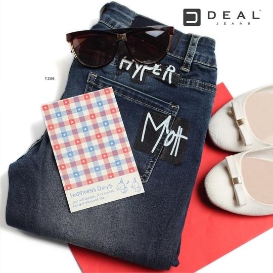 When weekends be in a trendy pair of #DealJeans #DenimLove