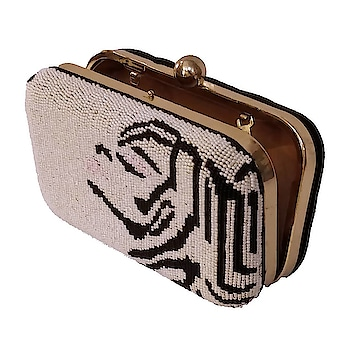 Arrive in style 😎 with this Stunning Clutch!😍 Beautiful embroidery with white and black beads will be the perfect accessory to compliment your style.😄  Shop now at https://www.niche-one.com/collections/clutches/products/dream-girl-clutch  #design #black #white #beads #embroidery #clutches #fashion #accessories #fashionaccessories #women #beautiful #trending #party #wedding #gifts #onlineshopping #online #bloggers #fashionbloggers #functions #events #picoftheday #followforfollow #likeforfollow #india