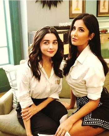 #twinningwinning #aliabhatt #katrinakaif #bollywoodstyle