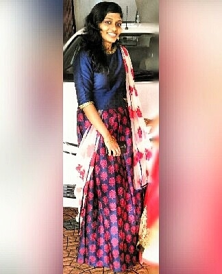 Happy girls are the prettiest! Our lovely client in a custom made pleated skirt and top with a #threadwork dupatta. To book an appointment call 7022434458 #label #bhavnachhabria #pret #bespoke #festive #wedding #celebstyle #instarunway #fashiondesigner #fashionblogger #occassion #madewithlove
