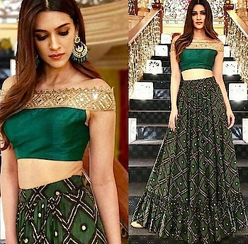 #kritisanon #green#skirt