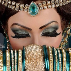 #arabianbridalmakeup#arabianeyes#arabicbeauty#gorgeousbride#