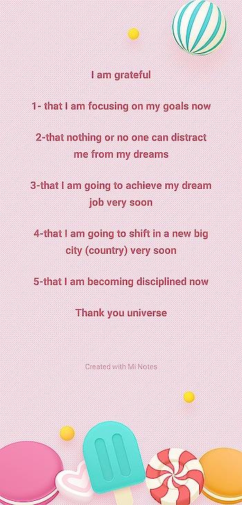 #grateful #dreamful