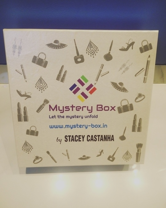 First look of the sexy Mystery box of December curated by Stacy