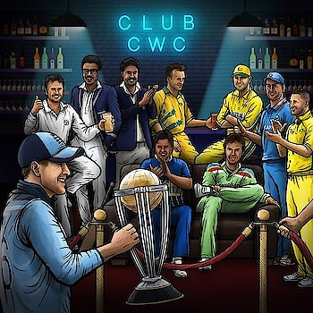 #club #cwc #cwc19 England join to cwc champions