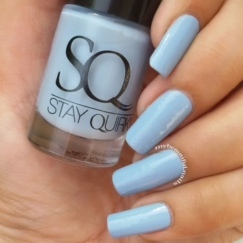"""Such a lovely shade from@stayquirky.inThe shade is """"Spoil Me Pastle"""" Can you guys guess what's coming next?#Nail#Nail#Nails#NailPolish#NailPolishAddict#NOTD#NailPolishLover#NailPolishes#NailstaGram#NailAddict#NailSwag#NailsOfInstagram#NailsOfTheDay#Nails2Inspire#IndianNails#IndianNailArtist#IndianNailArt#NailStamping#ManiOfTheDay#NailJunkie#StampedNails#StampingNailArt#NailStampingArt#nailart#nailit#nailedit#nailblogger#nailartist#StayQuirky#StayQuirkyNailpolish"""