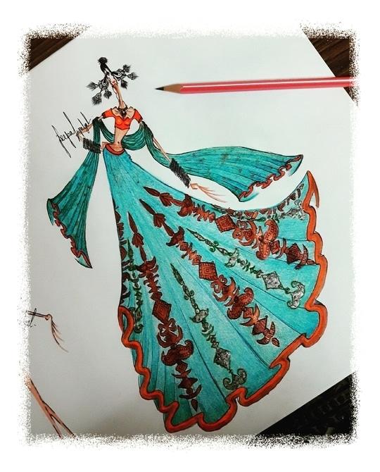 Bridal lehenga  #ethnicwear