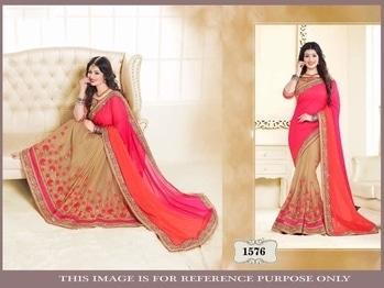 Beautiful Saree -@1899/- INR Only, Fabric details --  CODE =1576,     PALLU : SAI CHIFFON PEDDING,     SCUT : ALPHA JEQUARD ,     BLOUSE : ROWSILK ,     WORK: THREDWORK &  SEQUNCE & HAND,     👗WHATSAPP ME AT +91 9760614947** #lehenga#lehengacholi#indianfashion#indianweddings#sagan#mehndi#designerdress#delhi#mumbai#fashion#dallas#dallasindia#wedding#indianwedding#london#londonfashionweek#canada#australia#dubaifashion#dubaiethnic#womenfashion#trendy#latest#sareehyderabad#delhi#delhistreet#pune#bangalore#delhiwedding#floral,