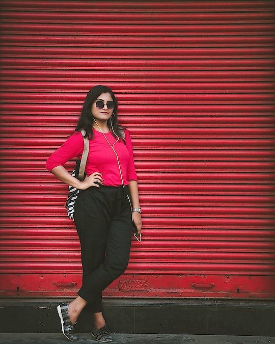 Start your day with bold colour #fashion #beauty #ropo-style #ropo-beauty #ropofashison #ropofashionblogger #roposo-style #roposo-fashiondiaries #roposo-makeupandfashiondiaries #soroposofashion #soroposolook #soroposoblogger #fashion_and_style #be-fashionable #fashionbloggerindia #fashionblogger