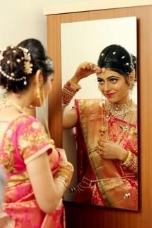 Makeup-by-sumeera. Reception makeup.