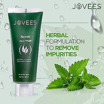 #jovees #neem #facewash  rs-175