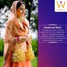 Swirl in the essence of traditions with a fashionable touch on your wedding day with #WedLista!  Click NOW: www.wedlista.com  #Wedding #Fashion #BridalAccessories