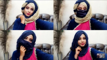 For all you beautiful ladies here, I have created these 2Hijab and Niqab tutorial . I hope you'll enjoy this tutorial.Stay connected with me on TWITTER, INSTAGRAM(fashionwithmodesty1) and SNAPCHAT(nuzhat kalim) . SUBSCRIBE to my CHANNEL and SHARE my videos.  Love,  NUZHAT. https://youtu.be/X9ypp68m5Do