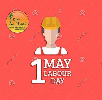 International Workers' Day, also known as Workers' Day, Labour Day in some countries and often referred to as May Day, is a celebration of labourers and the working classes that is promoted by the international labour movement which occurs every year on May Day (1 May), an ancient European spring festival.  Join diet clinic Gujranwala town #Call us at:- 8800997701/03 Address:- 224 Gujranwala town part 3 North Delhi 110009  #Toll Free: 8010-888-222  #Give Miscall : 9266888222  WhatsApp < your Name> <space > < your City> to 88-2626-0707 sms DIET to 56161 Website- www.dietclinic.in Visit www.DietClinic.co.in  #diet #dietplan #dietfood #dietitianapproved #dietitian #fitness #fit #slim #health #healthy #healthyfood #franchise #businesspartner #dietclinic #dietclinics #dietclinicnorthdelhi#dietclinicgujranwalatown#dietclinicapp