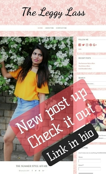 Hi Everyone.  Check out my new blog post. It's all about summer styles and colors. #summer #summers #summer-style #summer-looks #fashion #summer-fashion #fashionmoments #fashioninfluencer #fashionicon #fashionista #fashionfile #blogging #bloggerlife #bloggerlove #bloggerbabe #bloggerstyle #fashionblogger #fashionblog