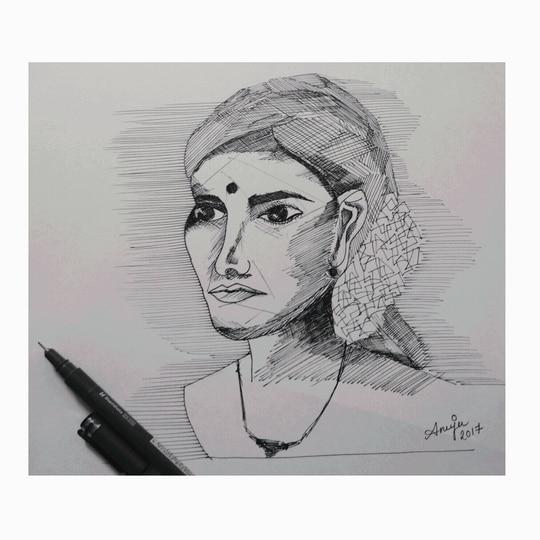 #illustration  #lines