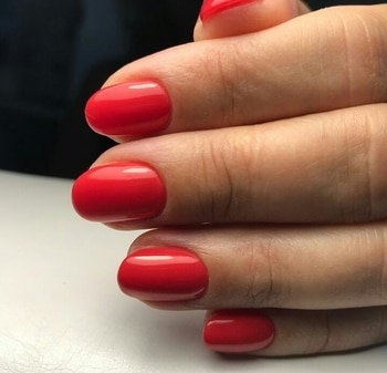 Red Nail paints are just perfect  #red