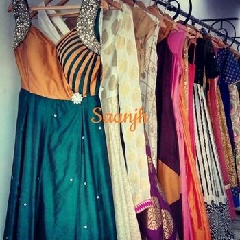 #saanjh #saanjhcollection #summerweddings #festivecollection #summercollection2017 #loveisintheair