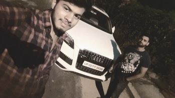 "my new car..😍😍   #cool #look #with #my_new #car #audi... #coollook #mr_awesome #be_cool_mr_awesome  #likeme #likeforlike #like4follow  #follow_me_on_roposo #follow_me_on_instagram #""instagram"" #follow_me  #like_me_and_my_audi.. #audiq7 #lovelycar  #likemypic #like_and_commen #follow_me_on_roposo #follow_me_will_follow_you_back #follow4follow #followlikes #follow4likes"
