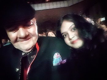 #premchopra #prem #chopra #bollywood #villain #legend #legendary #lifetime #lifetimeachievementaward #awards #award #awardsnight #kolkata #kokatablogger #indian #bengali #selfiequeen #selfie #selfienation #selfiemoment #selfiestan #followme #followher #shoutout