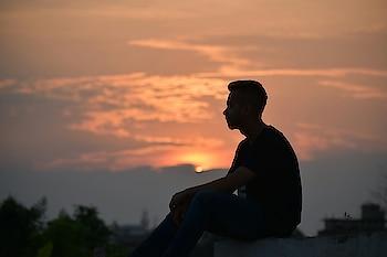 #evening  #sunset  #sunset_pics  #sunsetlovers