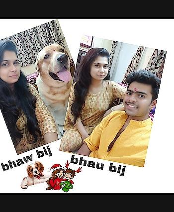 #diwalispecial #bhaubij
