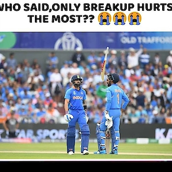 I feel sorry for Our Dhoni Hey Guys #teamindia🇮🇳 we love you and its just today wasn't your day. . . . . #india #vs #newzealand #indvsnz #wc2019 #worldcup #worldcup2019 #cricket #cricketmemes #cricketworldcup #cricket🏏 #cricket_love #icc #bci #iccworldcup2019 #support #teamindia #teamindia🇮🇳 #teamblue #blueteam #teamblue💙 #instagood #instalike #instagrammers #instadaily #instamood #instagram