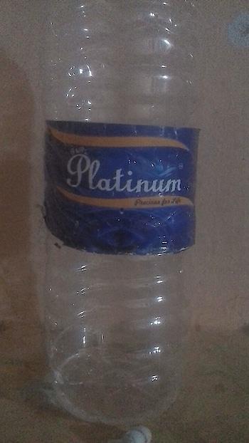 platinum water pure water