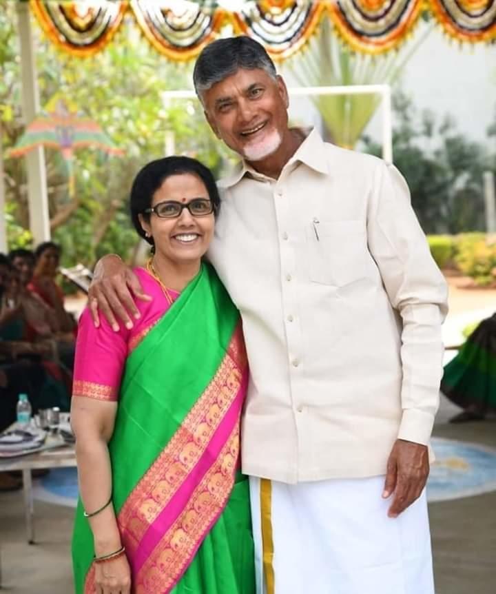 Wahhh ❤❤❤😍😍😍 #narachandrababu #familylove #happymood