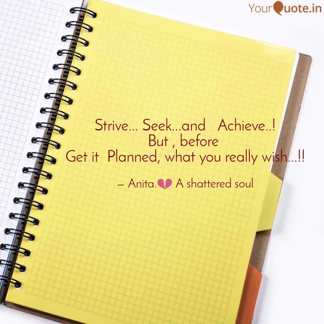 #ambition #well plan #hard work #success