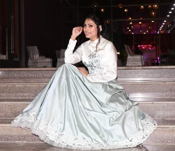 #showstopper#sudhajain #sudhajainatraveller #silk #fabric #6e