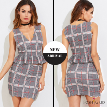 We are now OPEN & LIVE for sales. 😍😍  Shop from our stunning new range of exclusive women's two pieces / co-ords selection.  #fasion #twopiecedress #outfit #glam #chic #uptown #dress #poshgrid #sexy #plaiddress #plaid #coord #ootd #swag #india #outfit #outfitoftheday #style #trend #trendy #fashionblogger #fashionblog #trendingnow #trendalert