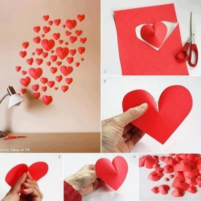 DIY Valentine's Decoration ❤😍