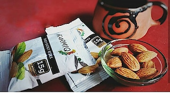 Some more of the Karmiq energy bites. . . . . . . . . . . . . . #food #foodgasm #foodie #foodgram #foodlove #foodpicture #foodphotography #foodblogger #foodblog #blog #blogger #instapost #dryfruits #almonds #healthydiet #health #indianfoodblogger