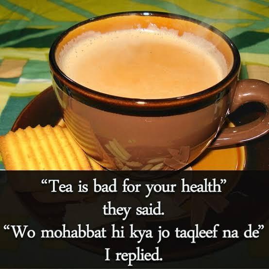 #teatime