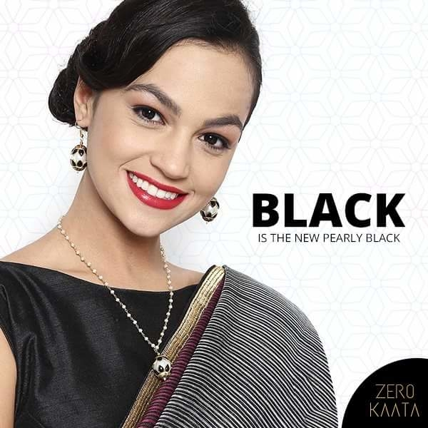 Scintillating designs and uber-cool classics to take your heart away.   Shop the statement Noir Exotic jewelry set and don the beauty at special ocassions and events for an everladting affair with elegance.   Shop it here: https://goo.gl/wN2uoj  #zk #zerokaata #fashion #jewelry #etsy #earrings #handmade #bohemian #teamlove #loveforjewellery #shophandmade #supporthandmade #jewelryaddict #shoppingaddict #etsyjewelry