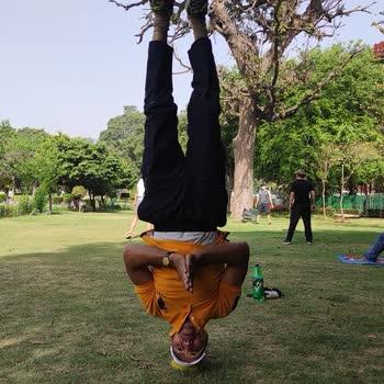 handstand ###
