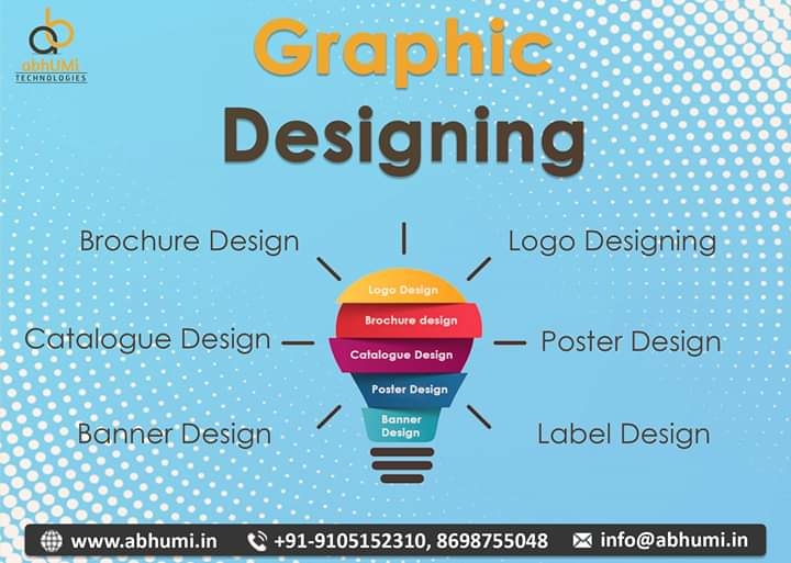 """Design is in everything we make, but it's also between those things; it's a mix of craft, science, storytelling, propaganda and philosophy.""  We Build BRANDS and give Best Graphic Designing Services.  Visit us for more details Email: info@abhumi.in Contact: +91-9105152310, +91-8698755048  #abhumi #technologies #graphicdesign #brand #designingcompany #designing #searchengine #webdevelopment #webdesign #digitalmarketing #SEO #SMM #SMO  #IT #android #ios #application #development #business #google #ITSolutions #bestservices #dehradun"