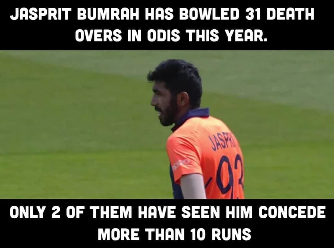 World's Best jaspritbumrah🔥👏 #indveng #cwc19 #bleedblue #TeamIndia Follow @roohitman_sharma_45 #RohitSharma #Hitman #Rohit #rohitsharma45 #rohitians #viratkohli #virat #viratians #msdhoni #mahi #msdians #dhoni #bumrah #shami #jaspritbumrah #indiancricket #worldcup #cricketlover #ODI #lovecricket #cricketmerijaan #Cricket #cricketworldcup #indiancricketteam