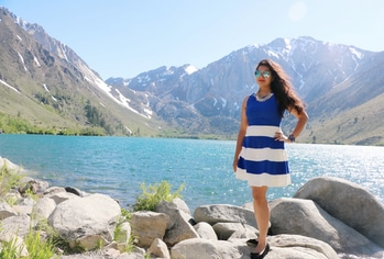 travel#summer#summer-style #blue#lake#mountain#mountainlove #snow