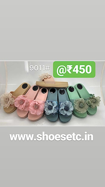 @ ₹450 Visit to Buy ➡️https://www.shoesetc.in/product/womens-footwear/fashion-sliders/womens-floral-wedge-sliders-slip-ons/  All colour & sizes in available Cash on delivery available across India COD charges +₹60 Shipping ₹ 80 - ₹ 170 depending as per location  #womensshoes #womenwear #womenfashions #womenshoppingonline # #Flatslippers #flatsliders #floralslider #bridalmakeup #womensfootwear #shoesetc #shoelove #shopping #shoppingonline ##wedges #shopaholic #juttis #footwearlove