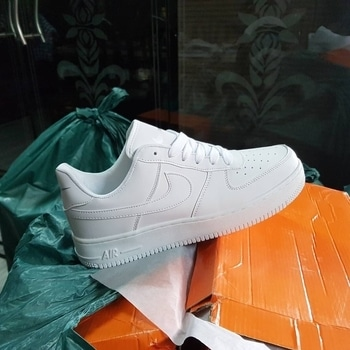 #NIKE AIRFORCE #7A ALL INDIA SHIP 1299 WID SHIP AND BRAND BOX