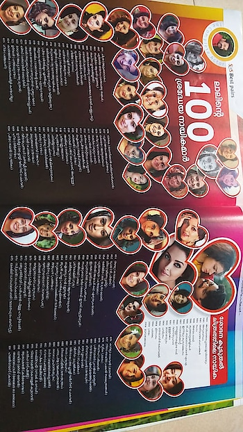 100 actresses with lalettan in cinema