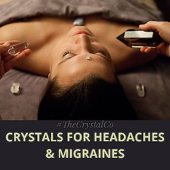 Do headaches boggle you down? We have a crystal buddy that can support you with this. Headaches can be caused by a variety of things from sinus pressure, metabolic changes, menstruation, tension, or stress. Today headaches have emerged as one of the biggest and most widespread medical issues in the World.Whether you are getting a headache for the first time or dealing with headaches frequently, crystals can be a useful tool to get you through the pain and fully functioning again.Crystals are much safer, especially for people who get headaches regularly. ••••• Have one of your own with @tanveey  ••••• The Best Crystals for Headaches:  Amethyst:It is the master crystal. It allows you to relax and enjoy your daily life. Just place it on your forehead and relax. Rose quartz:Rose Quartz is another crystal known for its femininity and balancing emotions. This is an excellent choice for menstrual and tension headaches. Turquoise –this beautiful crystal is the best choice for those who deal with emotional problems, causing headaches and migraines. Lapis lazuli:this amazing blue stone is one of the best pain relievers. It even works with the stubbornness migraines. Just place it on your forehead and close your eyes. Selenite:You can think of a headache like a blocked energy, and Selenite facilitates the elimination of this blockage and any other negative energy.  Clear Quartz:Another all-around crystal healer, Clear Quartz can absorb, release, and regulate energy. Amber:It cleanses the emotional blockages that might provoke your headaches. #crystal #crystalhealing #wellness #healing #headache #migraine #healthy #healthyyou #healthy #goodlife #energy #tanveeykapur