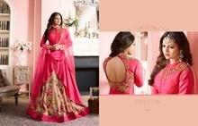 PINK & CREAM SILK SALWAR KAMEEZ  #strollay #picoftheday #bollywood #drashtidhami #weddingwear #designer #partylook #eidcollection #salwarkameez