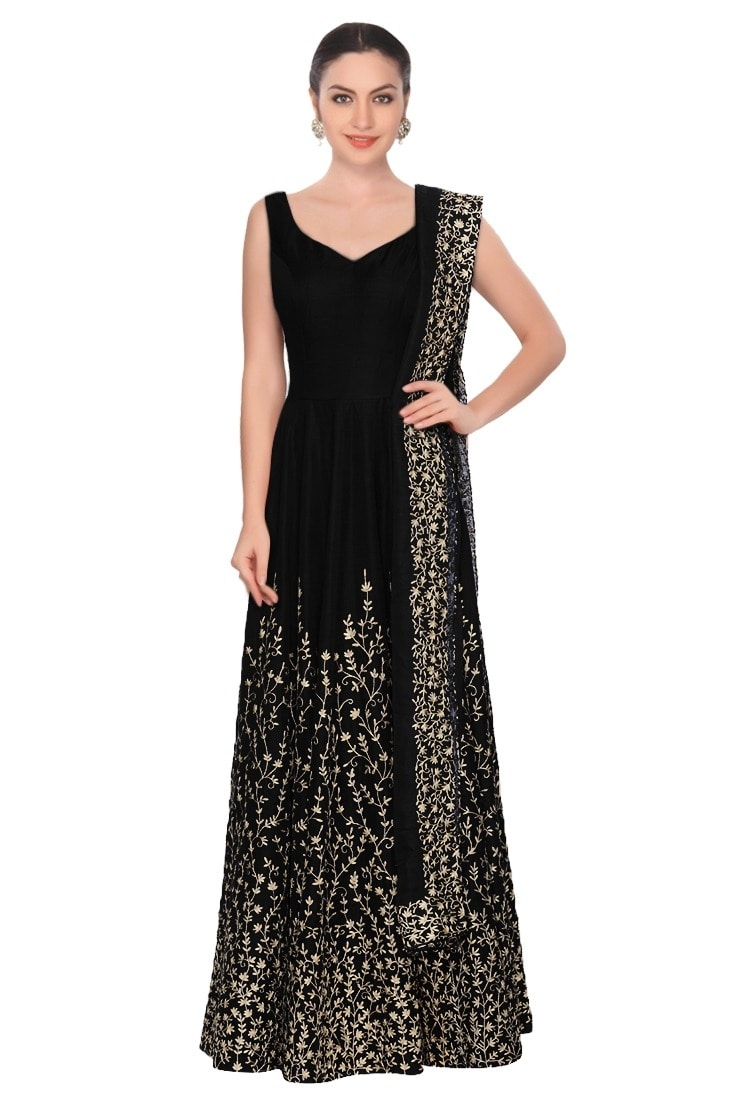 Black Party Wear Anarkali  How to Order - Click on Chat to Buy and Order Now  #party #partylook #partying #anarkalidresses #anarkalidressesonlineshopping #anarkali
