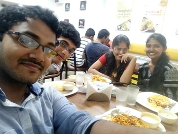 #goodtimespend #fun #mastitime #bff #friends #thefoodiegang