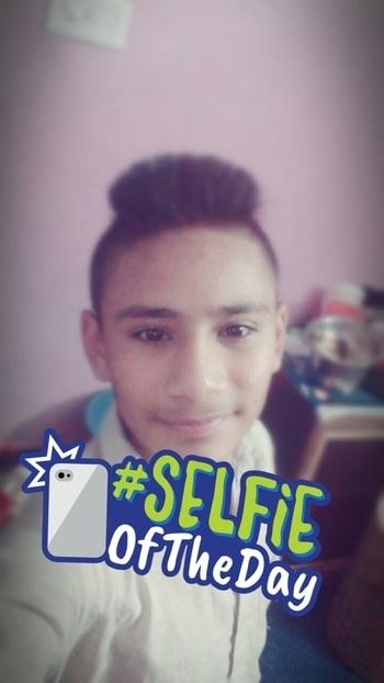 hi #selfieoftheday