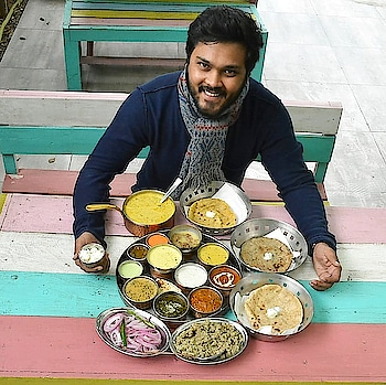 #foodgasm #foodporn #foodgoals #breakfastgoals #brunch #Northindianfood #dalmakhani #haryanvikadi #vscocam #vscofood #wanderlust #yummy #delhidiaries #gurgaondiaries #dhaba29 #Sodelhi #indianstreetfood #somumbai #foodtalkindia #foodphotography #foodbloggerdelhi #foodie_incarnate #bhookajaat